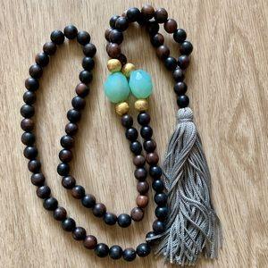 Sea Elise Tassel Necklace